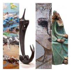 'Masterpieces XVII' Exhibition at Zamalek Art Gallery
