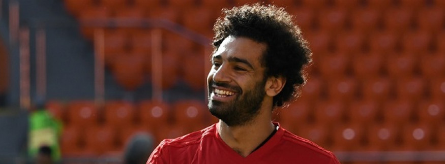 "WATCH: Mo Salah Redefines the Phrase ""Working Under Pressure"""