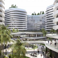 WATCH: Real Estate Tycoon Mohamed Hadid Partners Up With Memaar Al Morshedy