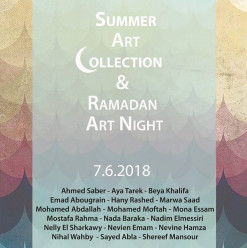 Summer Art Collection & Ramadan Art Night at SOMA Art