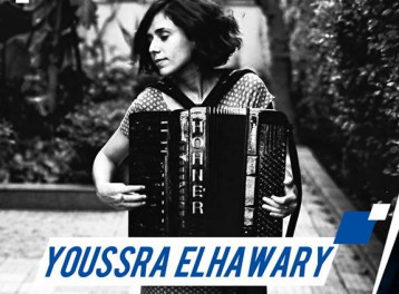 Youssra El Hawary at ROOM Art Space