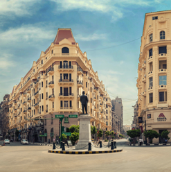 This Project Aims to Tell the Story Behind Cairo's Streets