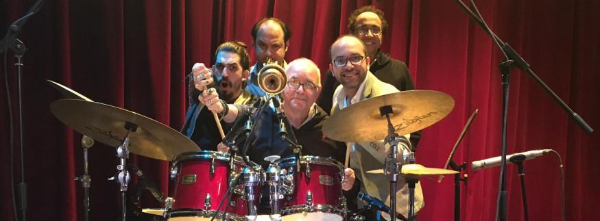 النهارده في القاهرة: السهرة تحلى مع The Wave Jazz Band