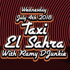 Taxi El Sahra ft. Ramy DJunkie @ Cairo Jazz Club