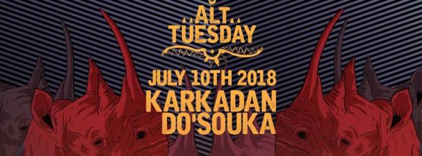 Karkadan / Do'souka @ Cairo Jazz Club