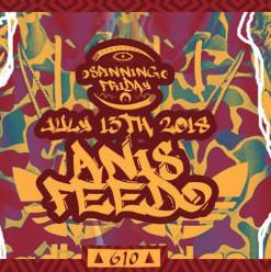 Anis / Feedo @ Cairo Jazz Club 610