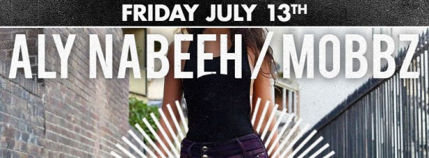 Aly Nabeeh + DJ Mobbz @ The Tap West