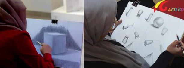 كورس الرسم في جليليو سنتر