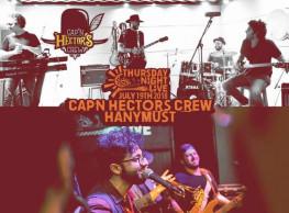 Cap'n Hector's Crew / HanyMust @ Cairo Jazz Club