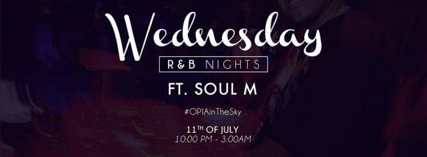 DJ Soul M @ OPIA Cairo
