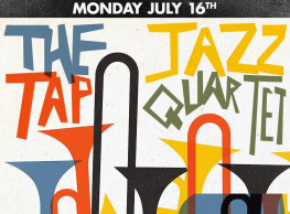 The Tap Jazz Quartet @ The Tap East
