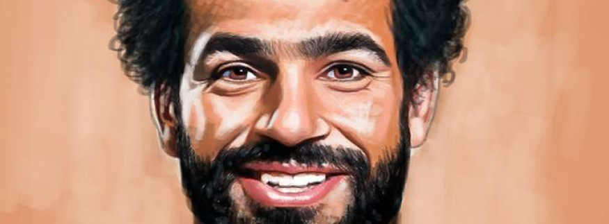 Mo Salah Rocks a Few Different Hairstyles Thanks to This Artist