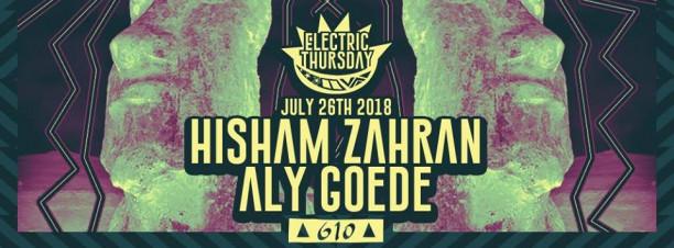 Hisham Zahran / Aly Goede @ Cairo Jazz Club 610