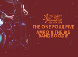 The One Four Five / Amro & The Big Bang Boogie @ Cairo Jazz Club
