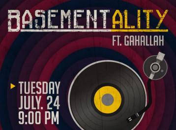 BasementAlity Night ft. Gehadallah @ Basement Urban Pub