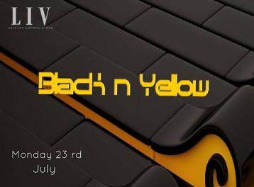 Black n' Yellow ft. DJ Peto @ LIV Lounge