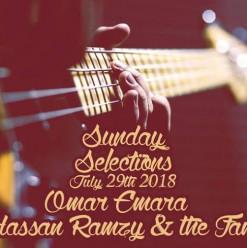 Omar Emara / Hassan Ramzy & The F.A.M. @ Cairo Jazz Club
