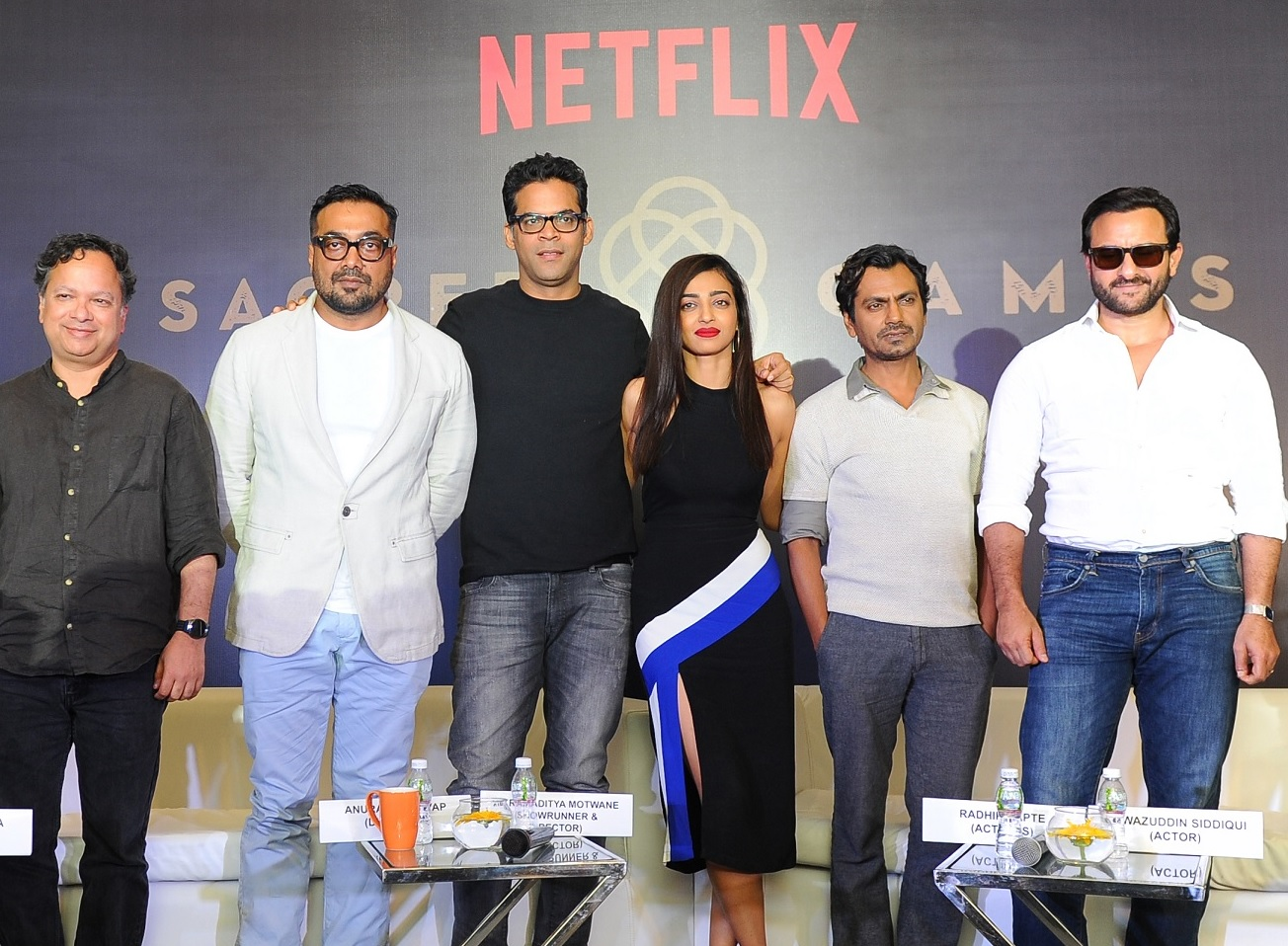We Sat Down With the Makers of Netflix's First Indian Series – Cairo