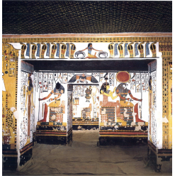 A New Project Gives Nefertari's Tomb Virtual Immortality