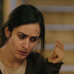 WATCH: Menna Shalaby, Asser Yassin, & Amina Khalil Just Gave Us Some Serious Goosebumps