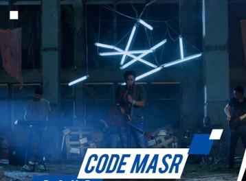 Code Masr at ROOM Art Space