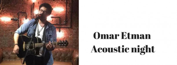 Omar Etman at Bedayat