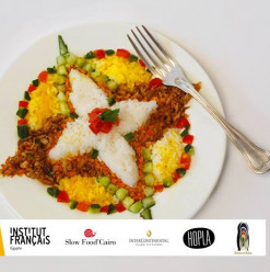 Semaine des Arts Culinaires at the French Institute in Cairo