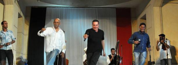El Tanbura at El Dammah Theatre