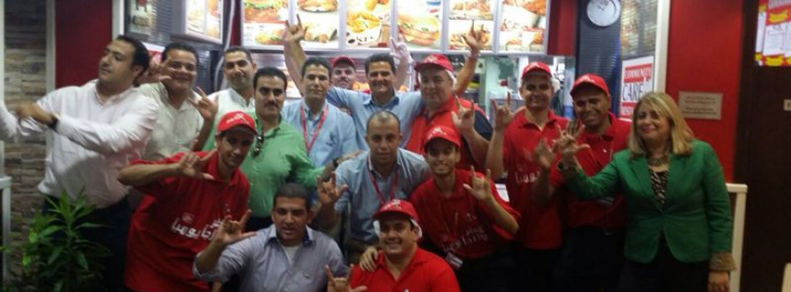 KFC Dokki: A Whole Branch Operated by Hearing & Speech Impaired Heroes
