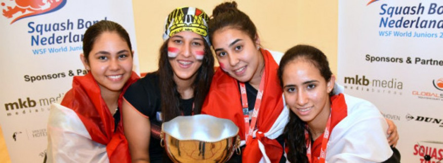 Egyptian Women Are World Champions, and Not Just at Sports
