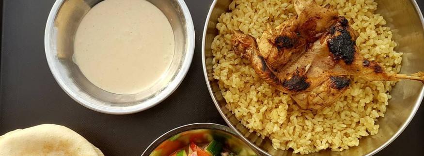 أكلة خانة…  أكل مميز بسعر مناسب في شارع الخمسين بالمعادي