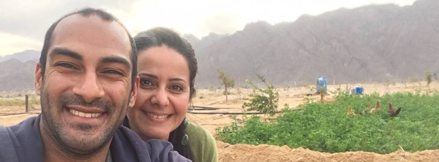 This Egyptian Couple Left the City to Establish Their Own Farm in the Desert