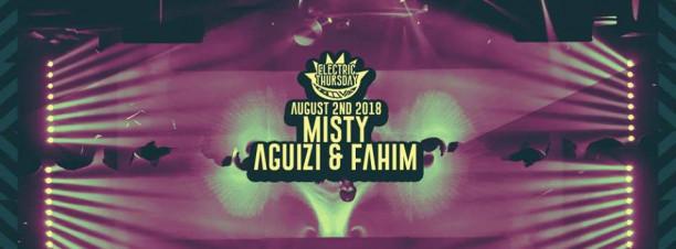 Misty / Aguizi & Fahim @ Cairo Jazz Club 610