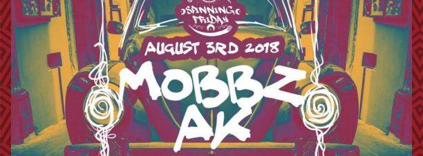 DJ Mobbz / DJ A.K. @ Cairo Jazz Club 610