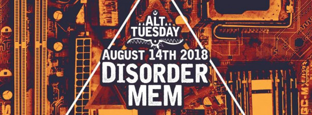 Disorder / MEM @ Cairo Jazz Club