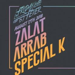 Zalat / Arrab / Special K @ Cairo Jazz Club