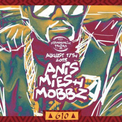 Anis / Miesh / Mobbz @ Cairo Jazz Club 610