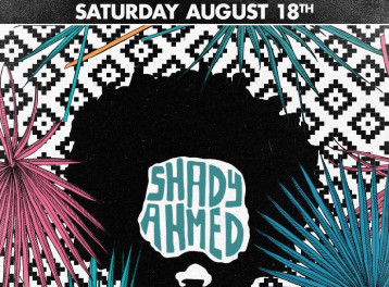 Shady Ahmed @ The Tap West