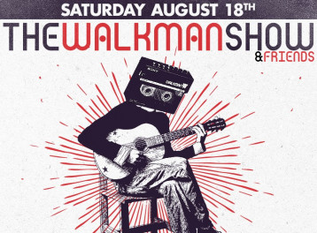 The Walk Man Show @ The Tap East