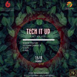 Tech It Up @ 24K Lounge
