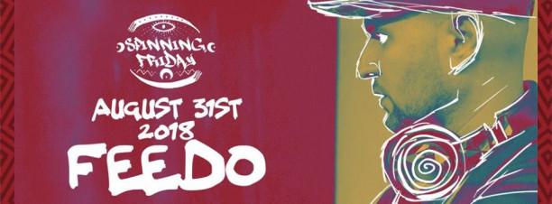 DJ Feedo @ Cairo Jazz Club 610