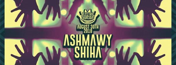 Ashmawy / Shiha @ Cairo Jazz Club 610