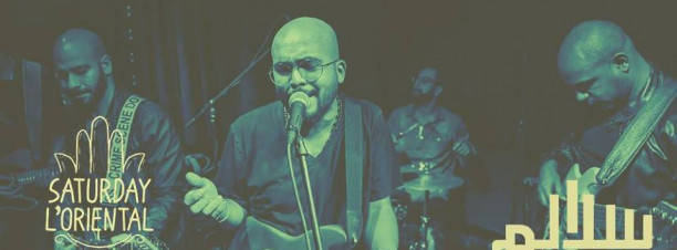Salalem @ Cairo Jazz Club