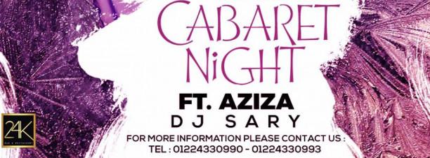 Cabaret Nights @ 24K