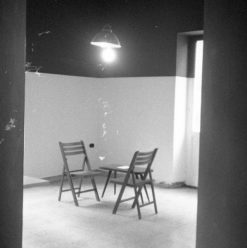 'The Act of Conversing in a Space that Remembers' Performance at Roznama Studio