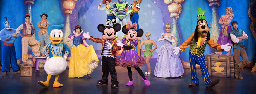 Disney Live Is Coming Back to Egypt!