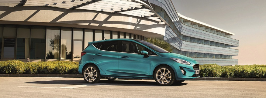 The All-New Ford Fiesta Finally Lands in Egypt
