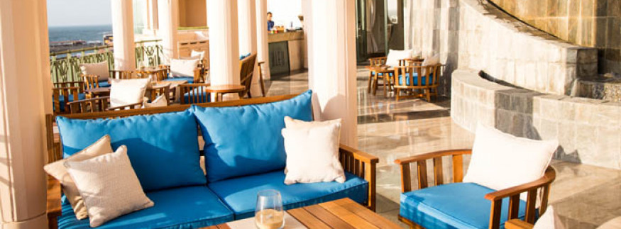 Bleu Lounge: Serving up Some Irresistible Charms at Four Seasons Hotel Alexandria
