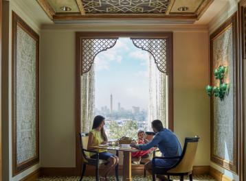 Zitouni Brunch Buffet @ Four Season Hotel Nile Plaza