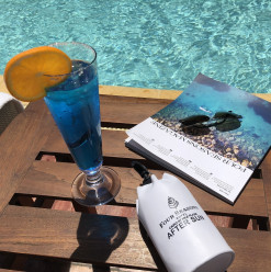 Pool Grill @ Four Seasons Hotel Nile Plaza